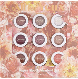 Ulta Beauty: ColourPop All For Yeux Shadow Vault Only $27 ($54 Value)