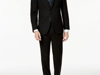 Macy's: Men's Ready Flex Slim-Fit Suits For $88.99 Reg. $395.00