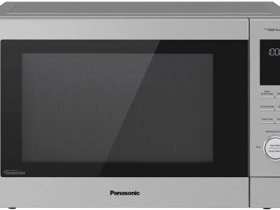 Amazon: Panasonic Microwave with Air Fryer Convection Bake Only $399.95 (Reg. $479.95)