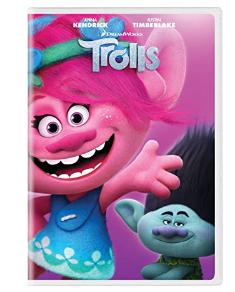 Amazon: Trolls DVD - PRICE DVD