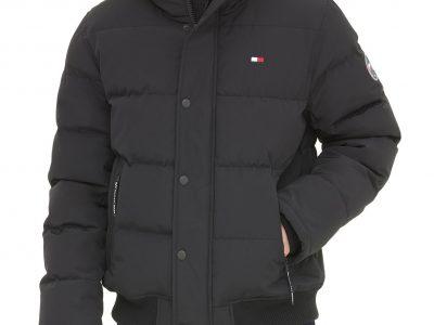 Macy's: Tommy Hilfiger Short Snorkel Coat For $108.99 Reg. $325.00