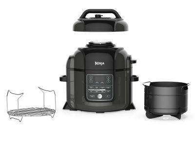 Walmart: Ninja® Foodi™ 8-Quart Pressure Cooker & Air Fryer, OP401 For $149.00 Reg.$299.00