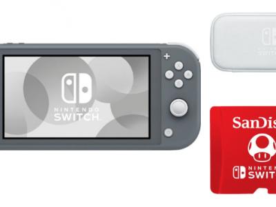 BESTBUY: Package - Nintendo - Switch 32GB Lite For $239.97 Reg.$287.97