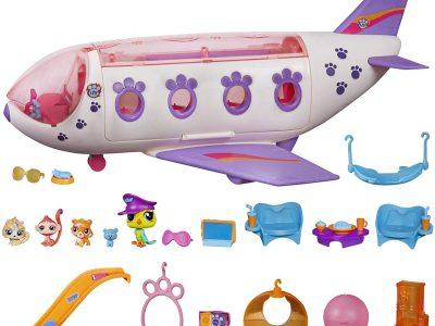 Amazon: Littlest Pet Shop Pet Jet Playset Now $30.79