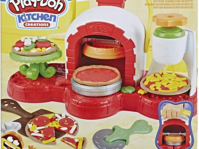 Amazon: Play-Doh Stamp 'n Top Pizza Oven Toy Now $13.89
