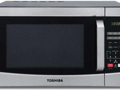 Lowe's: Toshiba Countertop Microwave $69.99 Shipped (Reg $109)