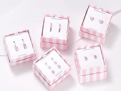 QVC: Diamonique 5 Earring Get Set - $39.98 Shipped!