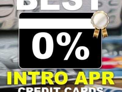 best intro APR credit cards