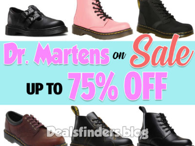 Shoes.com: Dr. Martens Boots and Shoes, Up to 75% off!