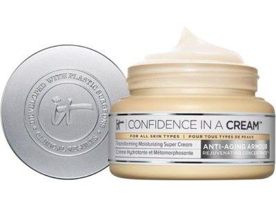 Amazon: It Cosmetics Confidence In A Cream Anti-Aging Moisturizer, 2.0 oz, Just $24.50 (Reg $49.00)