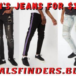 Rue21: Men's Jeans for $3.97