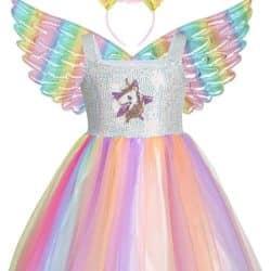 Amazon: Unicorn Princess Costume for Girls $7.49 (Reg. $24.99)