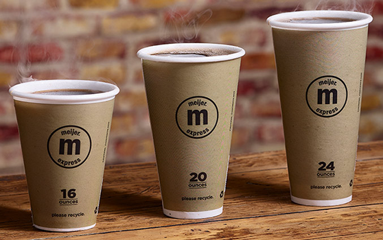 Get a FREE Hot Coffee at Meijer Express! Login or register and load a coupon for a Free Hot Coffee at Meijer Express locations. Expires 10/31.